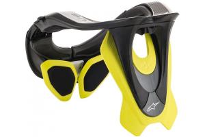 ALPINESTARS chránič krku BNS TECH-2 black/fluo-yellow