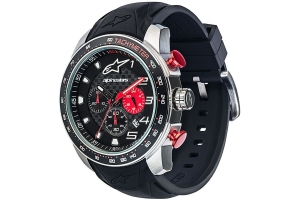 ALPINESTARS hodinky TECH MULTIFUNCTION silver/black