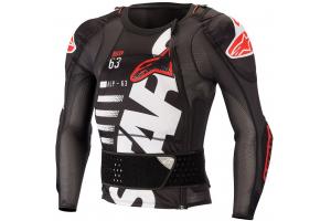 ALPINESTARS chránič těla SEQUENCE PROTECTION black/white/red
