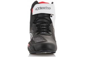 ALPINESTARS boty FASTER-3 Rideknit black/white/red