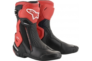 ALPINESTARS topánky SMX PLUS V2 black / red