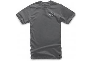 ALPINESTARS tričko FLANGE charcoal