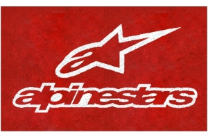 ALPINESTARS koberec ASTAR red