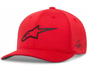 ALPINESTARS kšiltovka AGELESS SONIC red/black