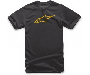 ALPINESTARS triko AGELESS black/gold