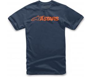 ALPINESTARS tričko MX BLAZE navy