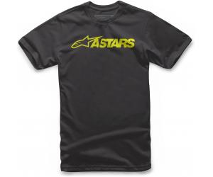 ALPINESTARS tričko MX BLAZE black