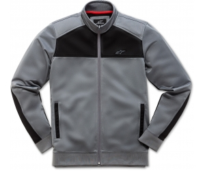 ALPINESTARS bunda PACE TRACK charcoal/black