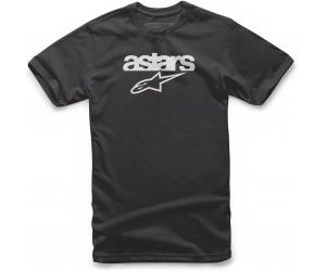 ALPINESTARS tričko HERITAGE BLAZE black