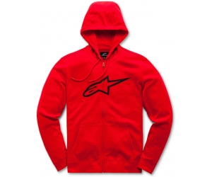 ALPINESTARS mikina AGELESS II red/black