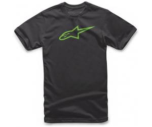 ALPINESTARS triko AGELESS dětské black/green