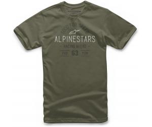 ALPINESTARS triko TRIBUTE military