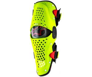 ALPINESTARS chránič kolene SX-1 yellow fluo/red