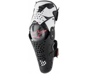 ALPINESTARS chránič kolene SX-1 black/white/red