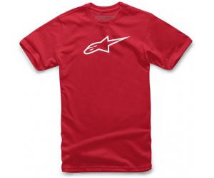 ALPINESTARS triko AGELESS dětské red/white