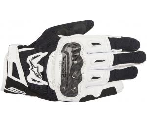 ALPINESTARS rukavice SMX-2 AIR CARBON V2 black/white