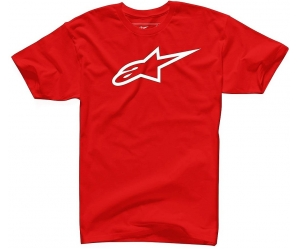 ALPINESTARS triko AGELESS red/white