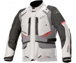 ALPINESTARS bunda ANDES V3 DRYSTAR ice gray/dark gray