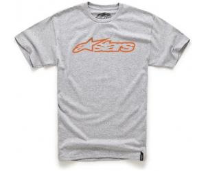 ALPINESTARS triko BLAZE CLASSIC grey/orange