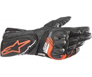 ALPINESTARS rukavice SP-8 V3 black/fluo red