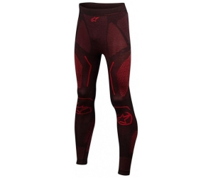 ALPINESTARS termo nohavice RIDE TECH black / red