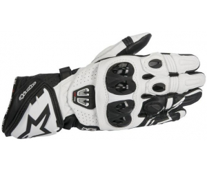 ALPINESTARS rukavice GP PRO R2 black / white