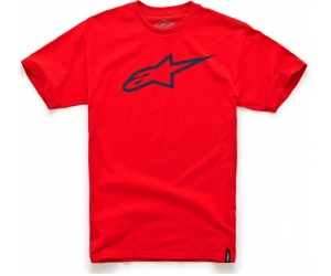 ALPINESTARS triko AGELESS red/black