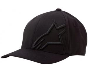 ALPINESTARS kšiltovka CORP SHIFT 2 black/black