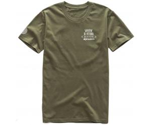 ALPINESTARS tričko FLUID military