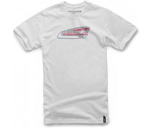 ALPINESTARS tričko TANKED white