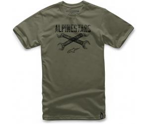 ALPINESTARS triko RATCHET military