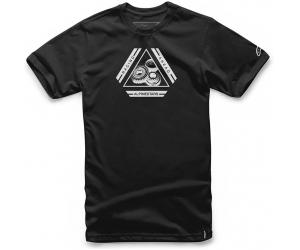 ALPINESTARS tričko TRANSFER black