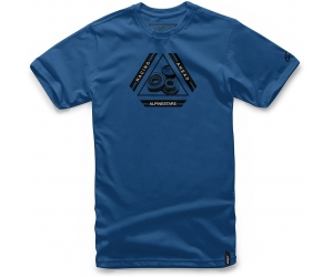 ALPINESTARS tričko TRANSFER royal blue
