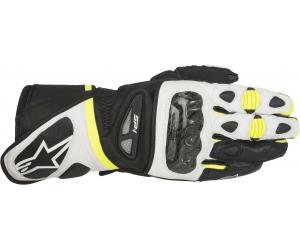 ALPINESTARS rukavice SP-1 black/white/fluo yellow