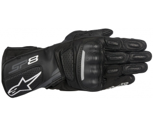 ALPINESTARS rukavice SP-8 v2 black/dark grey