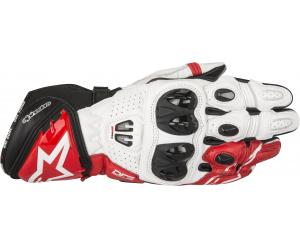 ALPINESTARS rukavice GP PRO R2 black / white / red