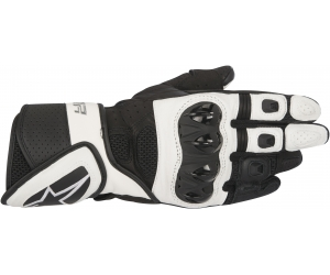 ALPINESTARS rukavice SP AIR black / white