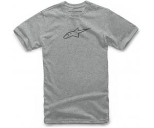 ALPINESTARS triko AGELESS II grey heather/grey