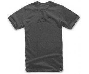ALPINESTARS triko AGELESS II charcoal heather/black