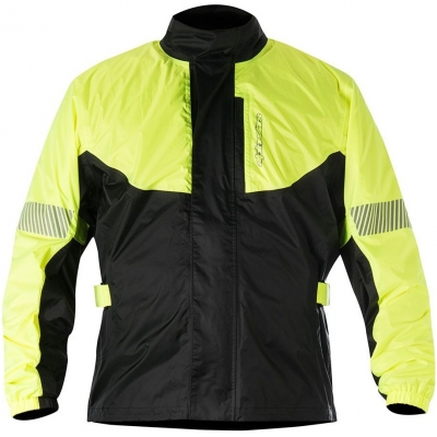 ALPINESTARS bunda nepromok HURRICANE fluo yellow/black