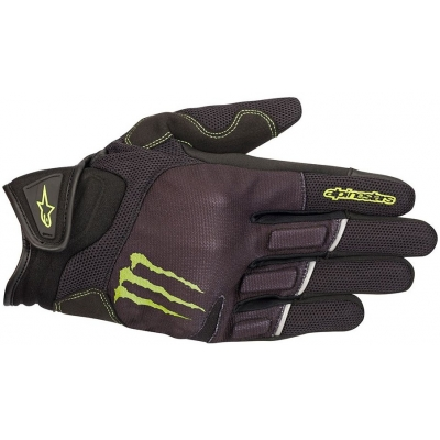 ALPINESTARS rukavice MONSTER RAID black