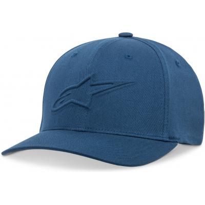 ALPINESTARS šiltovka AGELESS EMBOSS blue