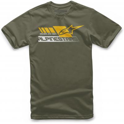 ALPINESTARS triko STREET military
