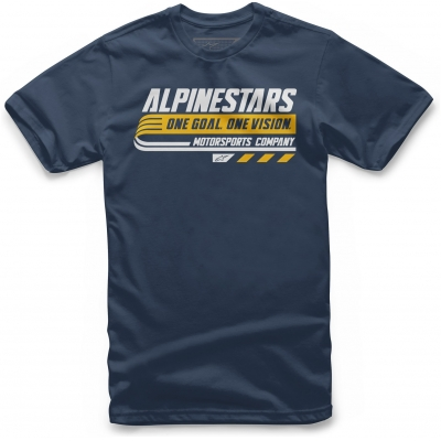 ALPINESTARS tričko BRAVO navy
