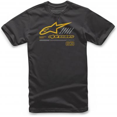 ALPINESTARS tričko STRAT black