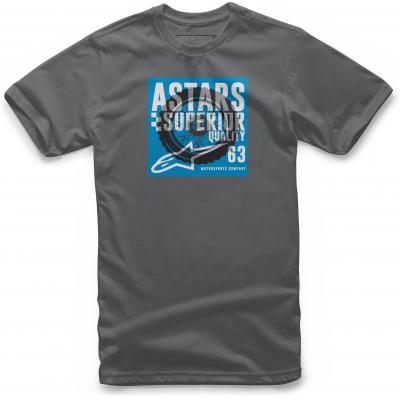 ALPINESTARS tričko CHAI charcoal