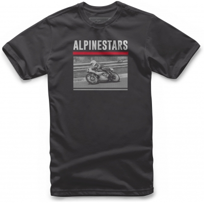 ALPINESTARS triko RECORDED black