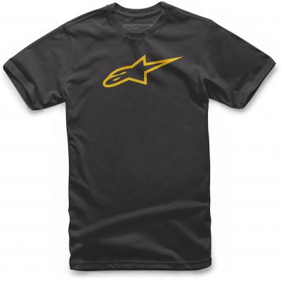 ALPINESTARS triko AGELESS black/gold