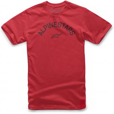 ALPINESTARS tričko ARC red