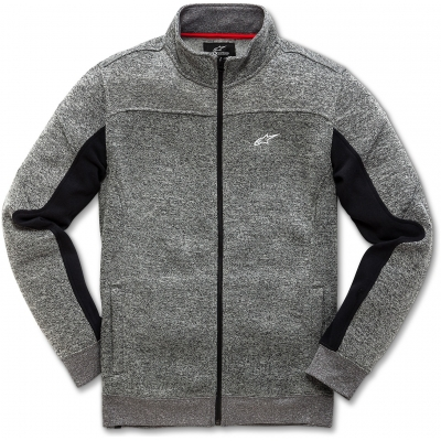 ALPINESTARS bunda LUX SWEATER charcoal/grey